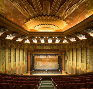 Wiltern Theatre, LA