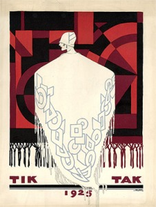 Cover of Tik Tak 1925