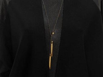 Bullet necklace - BazkBerlin