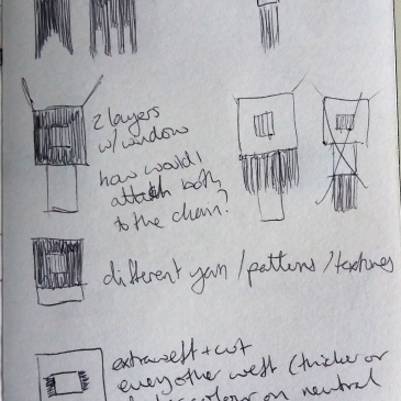 Ideas sketchbook - jewellery designs